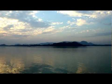 Brahmaputra River and the Tea in Boat Restaurant