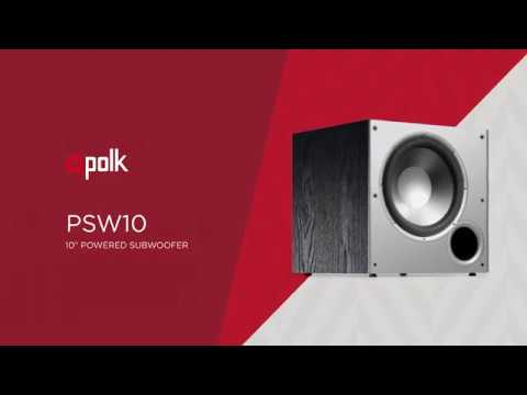Polk Audio -  PSW 10 Overview