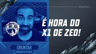 CBLoL 2020: 2ª Etapa   É hora do X1 de Zed!