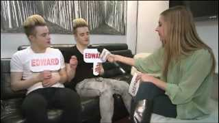 Marilyn Denis Show, Canada - JEDWARD Questions - FUN!