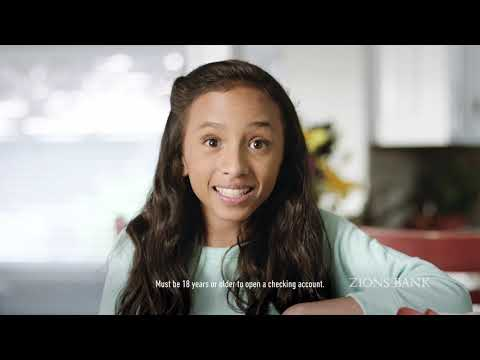 """Zions Bank's """"Girl in the Know"""" Commercial"""