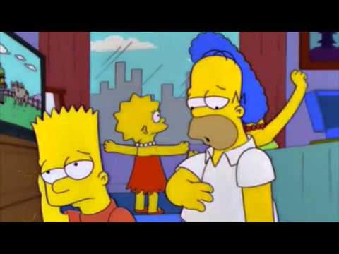 The Simpsons - Japanese cartoon that causes seizures