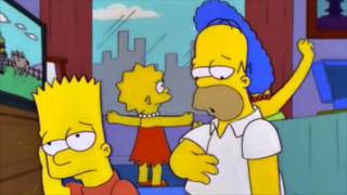The Simpsons - Japanese cartoon that causes seizures (S10Ep23)