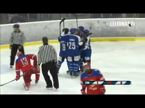 Aug 13, 2017 Friendly U17: Finland 2-1 Russia