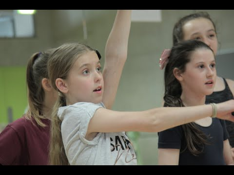 Behind the Scenes - Mary Poppins for ITV Rehearsals - Spirit YPC