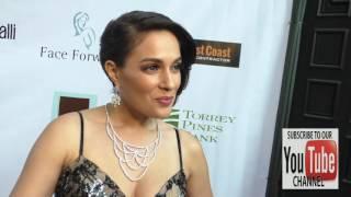 Christina DeRosa at the 7th Annual Face Forward Galan at Vibiana in Los Angeles