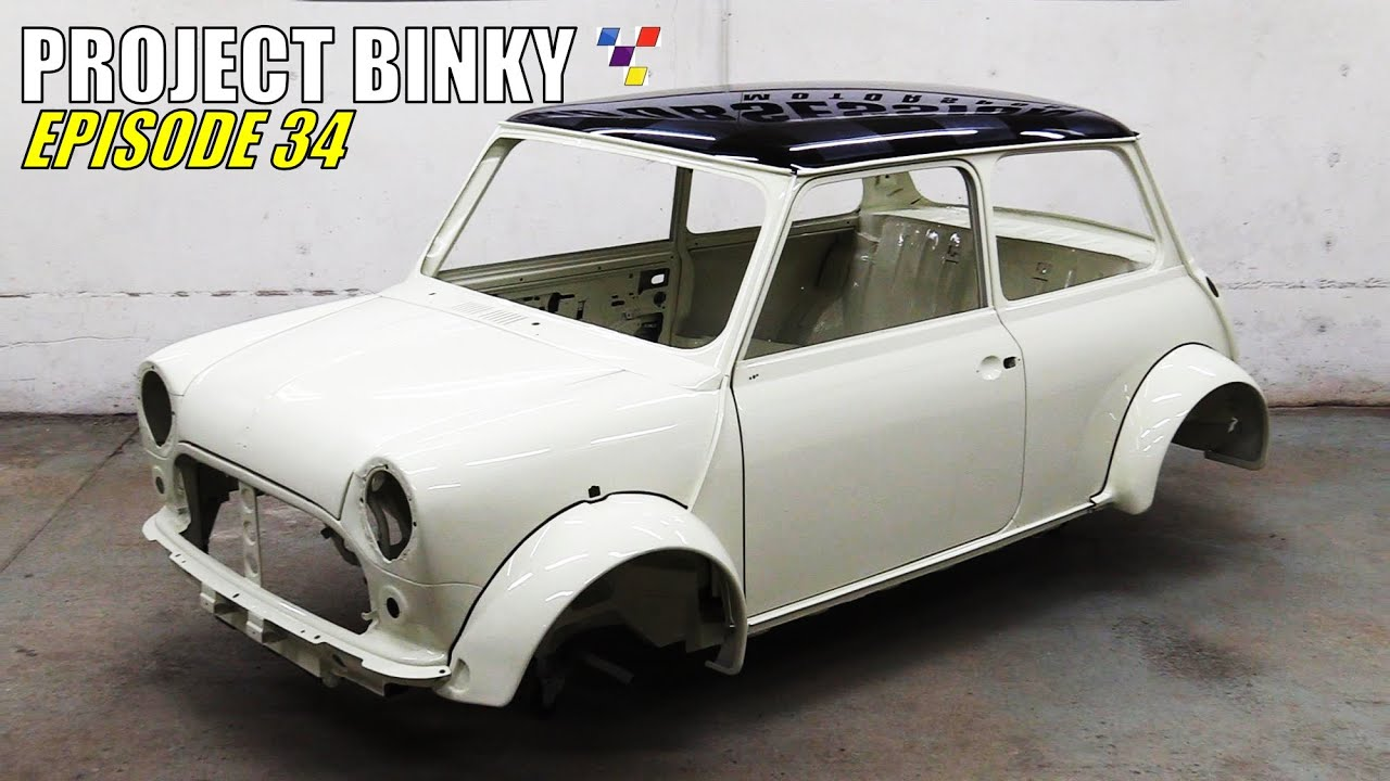 Download Project Binky - Episode 34 - Austin Mini GT-Four - Turbocharged 4WD Mini