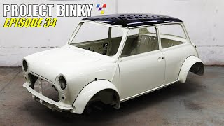Project Binky - Episode 34 - Austin Mini GT-Four - Turbocharged 4WD Mini