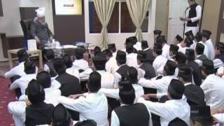 Atfal Klasse mit Huzur-e-Anwar - Majlis Atfal-ul-Ahmadiyya BRD