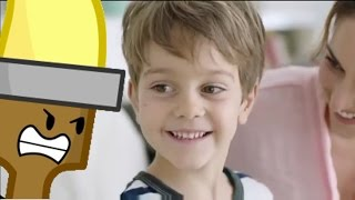 """Paintbrush reacts to """"De miért?"""" commercial"""