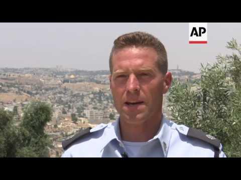 Detectors at Jerusalem temple rise tensions