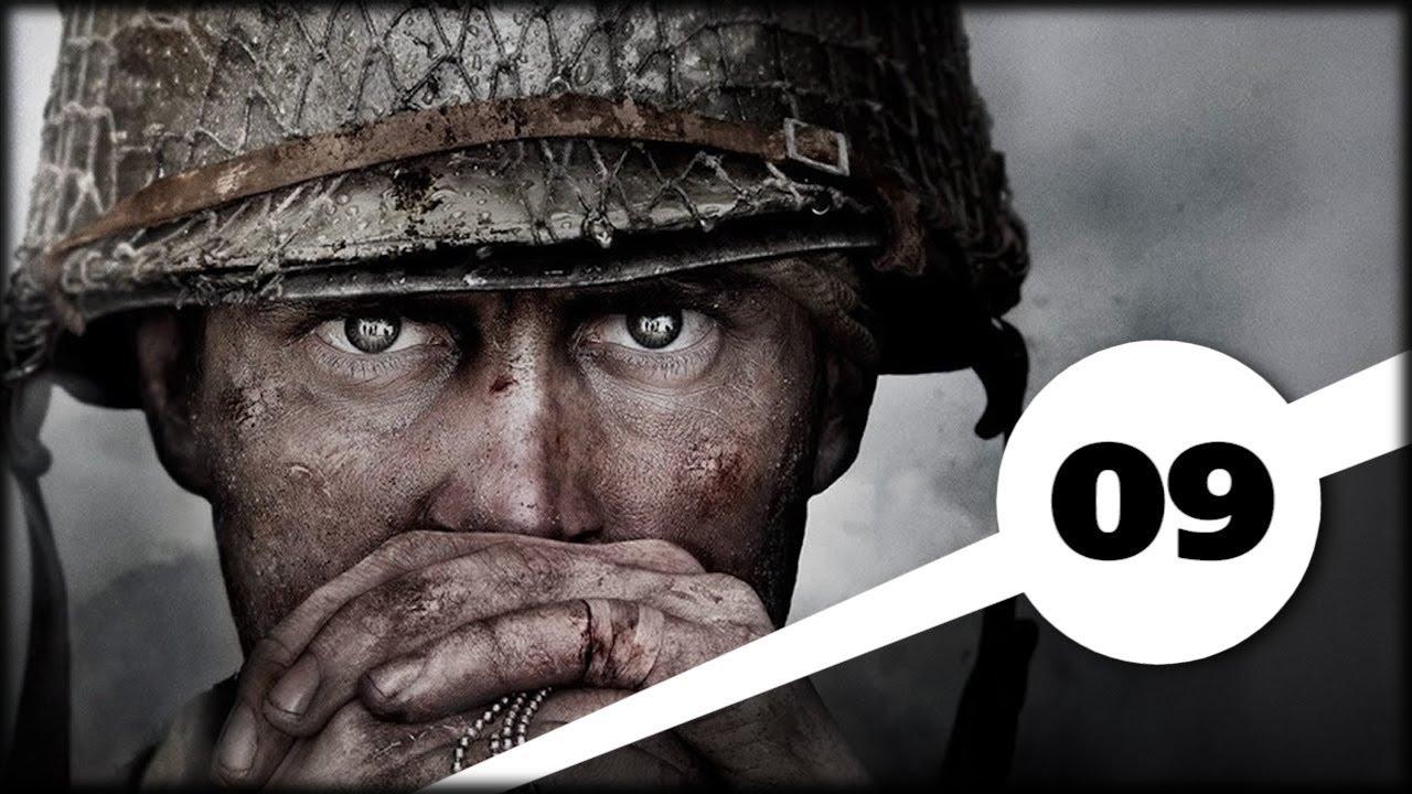 Call of Duty: WWII (09) Ofensywa w Ardenach