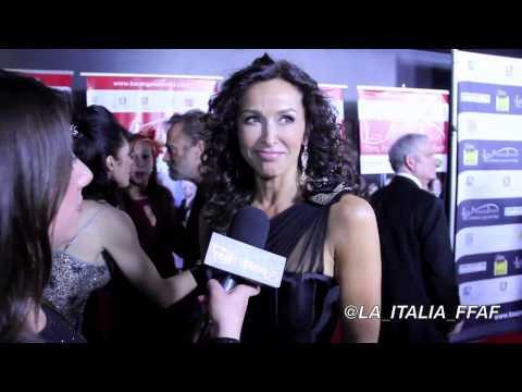Sofia Milos, Nicole Brajer, LA Italia Film Festival
