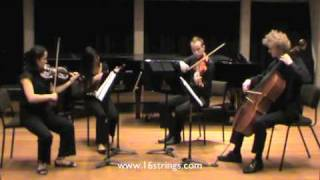 Hey Soul Sister, Train - 16 Strings String Quartet Remix