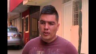 """""""Ella no se merecía eso"""": novio de chilena desaparecida reconoce que tenía dos relaciones"""