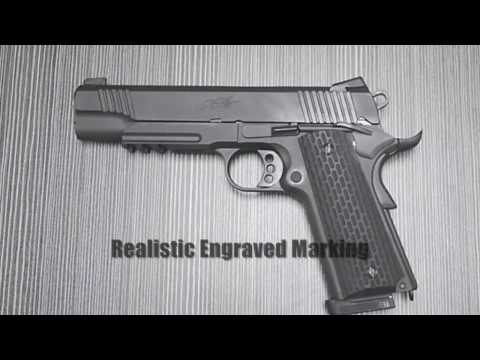 Army - 1911 Kimber Gas blowback pistol (R28)