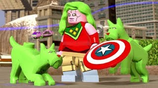 LEGO Marvel Super Heroes 2 - Sparky Free Roam (Champions DLC Pack)