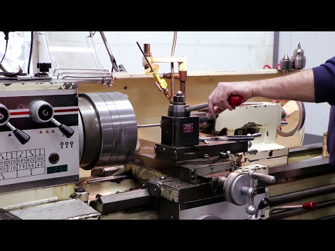 Lockrey Manufacturing Overview | Precision Machining and Fabrication