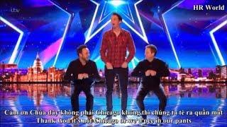 [Eng-Vietsub] Jonny Awsum: Fan của 2 MC hài hước Ant & Dec điểm danh  nhé: Britain's Got Talent 2017