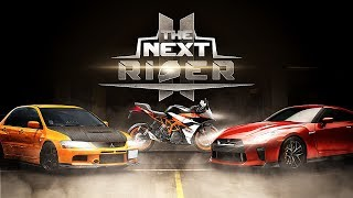 The Next Rider : The Story Continues..  : PowerDrift