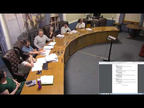 City of Plattsburgh, NY Meeting  4-22-19