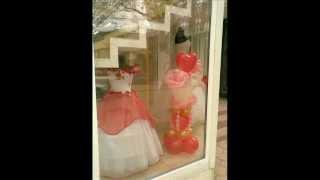 Букеты цветов из воздушных шаров!(Студия дизайна Aeromagic Оригинальный подарок-букеты цветов из воздушных шаров!, 2010-08-25T18:10:40.000Z)