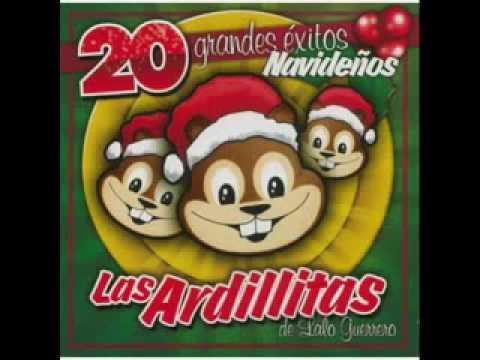 LAS ARDILLITAS EN NAVIDAD.wmv