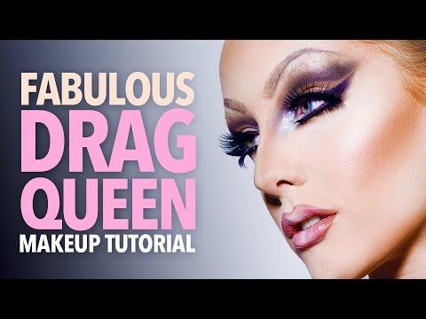 Natural Drag Makeup