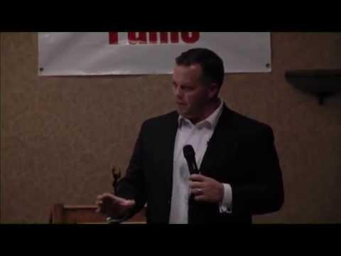 Angus Reid Keynote Presentation Kamloops Sports Hall of Fame