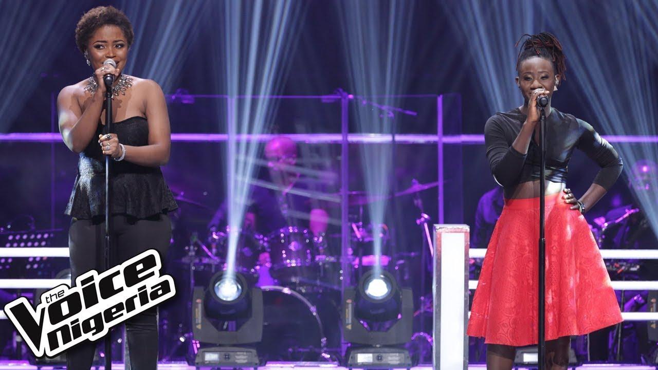 "Download Tama Nisa vs Annie C - ""Beneath Your Beautiful"" / The Battles / The Voice Nigeria Season2"