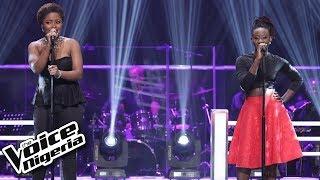 "Tama Nisa vs Annie C - ""Beneath Your Beautiful"" / The Battles / The Voice Nigeria Season2"