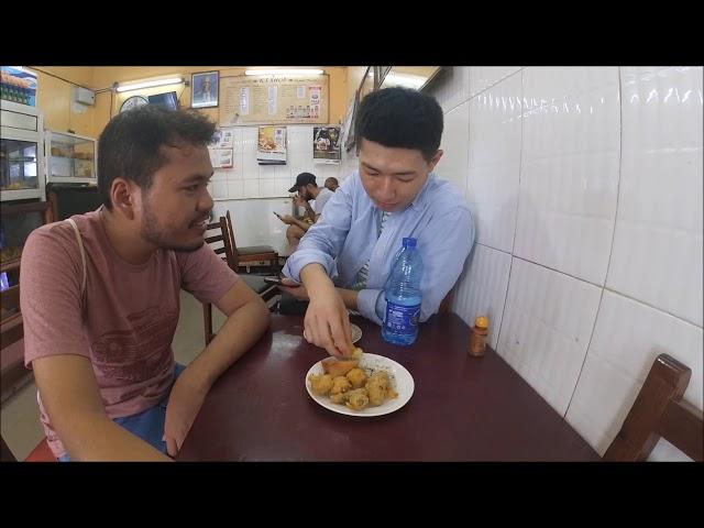 Visiting local restaurants in Kisutu, Dar es Salaam
