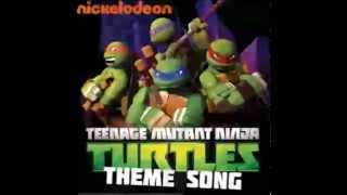 Teenage Mutant Ninja Turtles - Full Theme Song (no Background Noise)