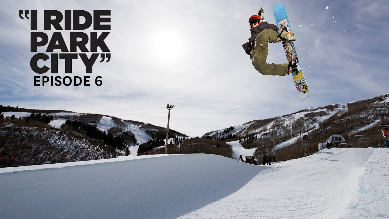 25783c9763d I RIDE PARK CITY 2015 Episode 6 - TransWorld SNOWboarding - YouTube