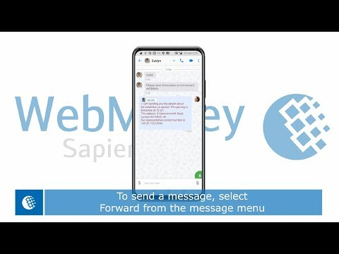 New WebMoney Keeper 3.3.7 For Android