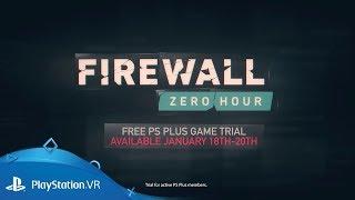 Firewall Zero Hour l Free Trial Trailer | PSVR