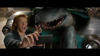Монстр Траки / Monster Trucks (2017) Смешные моменты съемок. В кино с  5 января!
