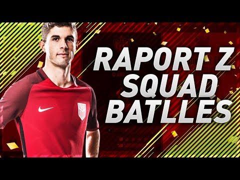 JAK WBIĆ LEPSZĄ DYWIZJĘ W SQUAD BATTLES !!! #2 | FIFA 18 ULTIMATE TEAM