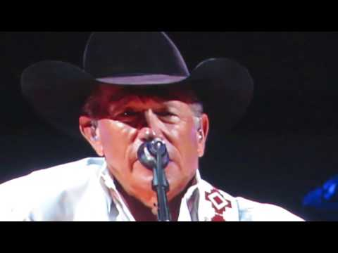George Strait - Amarillo By Morning/2017/Las Vegas, NV/T-Mobile Arena
