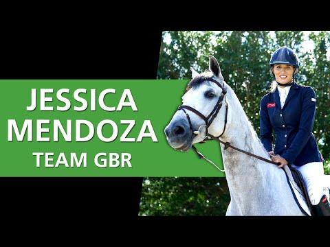 Jessica Mendoza British Show Jumper - Haygain Ambassador