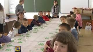 Власти Хакасии поздравили с началом учебного года учеников 17-ой школы Абакана