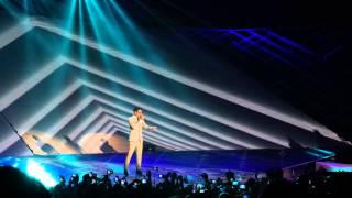 Konser Dari Hati Afgan - Terima Kasih Cinta / Pesan Cinta (Opening)