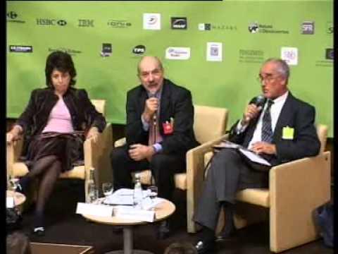 Gérard Kafadaroff, Corinne Lepage, Gilles-Eric Séralini - cité de la réussite 2006