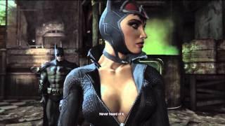 Let's Play Batman Arkham City Part 2 - Order In The Court!