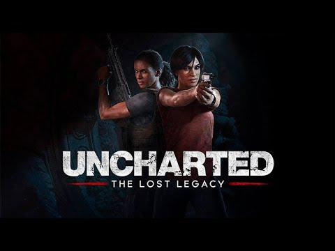 ITS SO HARD/ UNCHARTED LOST LEGACY