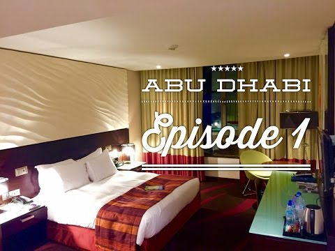 Best of Abu Dhabi Episode 1: Radisson Blu Hotel Yas Island Full Tour by HourPhilippines.com