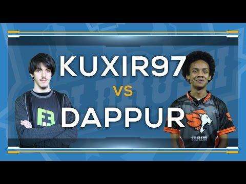 KUXIR97 VERSUS DAPPUR | Grand Finals Bo5 | Rocky Ball-boa versus Apollo Speed?!