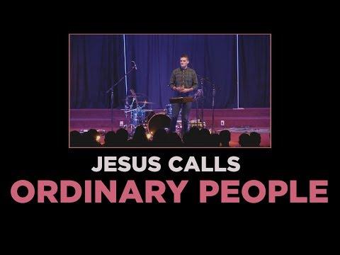 Jesus Calls YOU | Jon Jorgenson