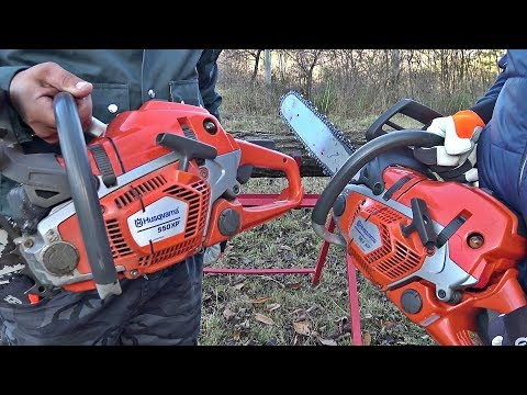 Husqvarna 550xp vs 562xp