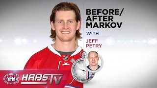 Before/After Markov - with Jeff Petry